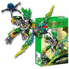 Конструктор лего бионикл Bionicle 706-1  64 дет
