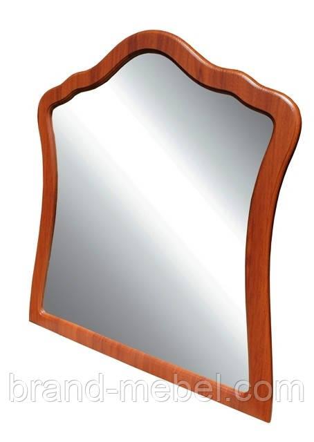 Зеркало Лючия орех светлый