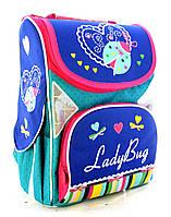 """Ранец школьный каркасный 13,4"""", """"Ladybug"""" 701. CF85277"""