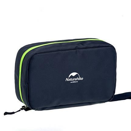 Несессер, дорожная косметичка Naturehike Toiletry bag NH15X001-S, фото 2