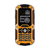 Мобильный телефон Sigma X-treme IT67 Black-Orange (4827798283219)