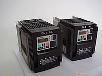 Преобразователь частоты HITACHI WL200-022SF, 2.2кВт, 9.6A, 220В. Вольт-частотный. Mini-USB, PLC.