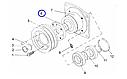 Ступица привода насоса ГСТ, фото 3