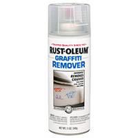 Смывка-Очиститель краски граффити и других сложных загрязнений,уникальная новая формула спрэй RUST-OLEUM (США)