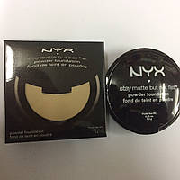 Матовая пудра Nyx Stay Matte But Not Flat Foundation Powder  SMP06, фото 1