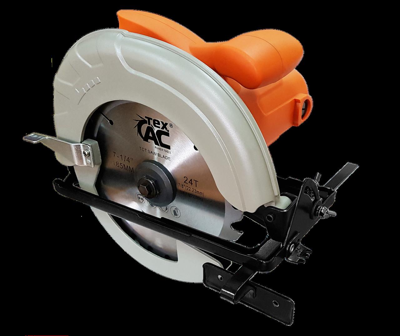 Электрическая дисковая пила ТехАС ТА-01-501 (1,6 кВт)