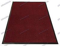 Ковер грязезащитный Париж, 80х130см., красный