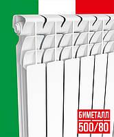 Радиатор секционный биметалический Italclima (Италклима) Ferrum 500x80