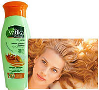 Шампунь для сухих волос. Лечение и увлажнение. Vatika. Dabur. 200мл.