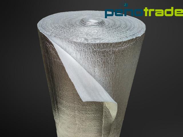 Вспеннный полиэтилен ламинированный металлизированной пленкой