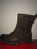 Ботинки мужские Nik Boots коричневые