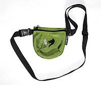 Сумочка-карман для дрессировки и хендлинга Haustier 14х14см