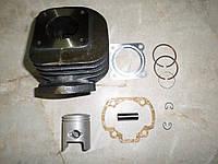 Цилиндр+поршень Honda  AF-34 ZX-50