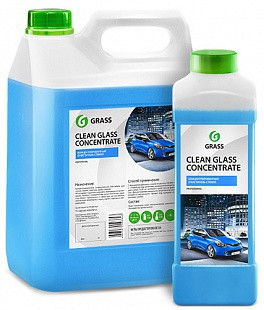 Очиститель стекол «Clean Glass Concentrate», 1 л