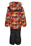 Зимний костюм для девочек Gusti Boutique GWG 3009-NECTARINE. Размеры 98 - 128., фото 2