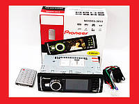 "Автомагнитола Pioneer 3015 - 3"" Video экран -Divx/mp4/mp3 USB+SD, фото 1"