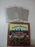 """Иван-чай Алтайский """"Выдержанный"""", 10 фильтр-пакетов по 3гр, пачка"""