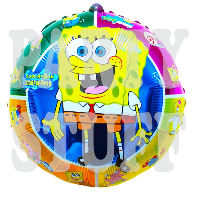 фольгированный шар Губка Боб