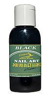Краска для ногтей POLYURETHANE Edition BLACK