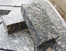 Бруківка з Корнинського граніту