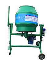 Бетономешалка Скиф БСМ 100 (370 Вт, 100 л)