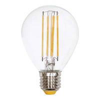LED Лампа шар прозрачный G45 4W E27 2700K