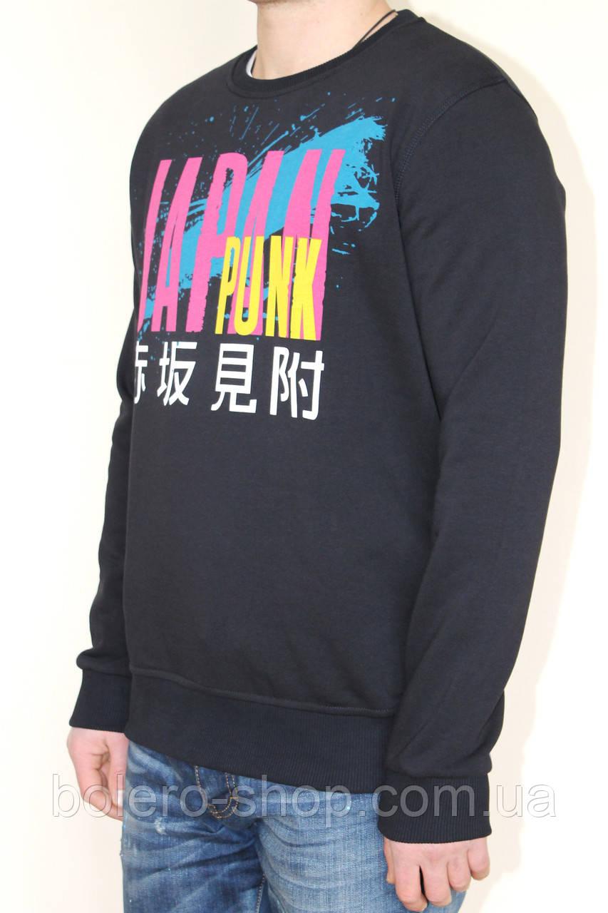 Мужской свитшот на флисе толстовка мужская свитер  Dsquared
