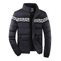 Куртка мужская  с узором РМ6610