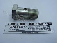 """Болт-штуцер BSP 5/8"""" х 44 (под 1 наконечник) дюймовый, 1600-00-10"""