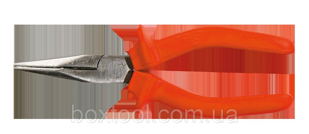 Длинногубцы прямые 160 мм Topex 32D513