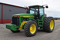 Трактор JD8400 б/у по запчастям
