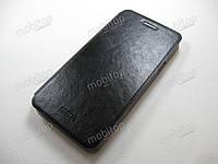 Кожаный чехол MOFI Samsung Galaxy A5 A500 (черный), фото 1