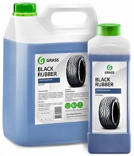 Полироль для шин «Black Rubber», 1 л