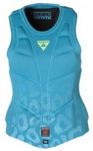 Жилет Mystic 2015 Diva D3O Wakeboard Vest Women Mint
