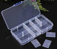 Пластиковый бокс для хранения принадлежностей мастера