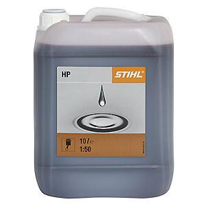Минеральное двухтактное масло STIHL HP 10 л