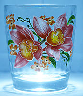 08с1414 Набор стаканов Монарх Орхидея 250мл(6 штук)