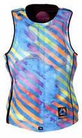 Жилет Mystic 2015 Lior Sofer Wakeboard Vest Blue