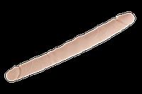 Фаллоимитатор двухсторонний Twins, 30х3 см.