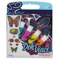 Набор для творчества Hasbro DohVinci - Настенное украшение Бабочки (небольшое повреждение упаковки)