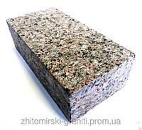 Бруківка з Василівського граніту