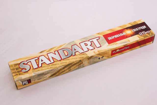 Електроди Стандарт РЦ, д. 3 мм (2,5 кг)