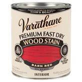 Морилка для дерева на масляной основе, цвет красный (Barn Red) Rust Oleum(США) банка 0,946 л.