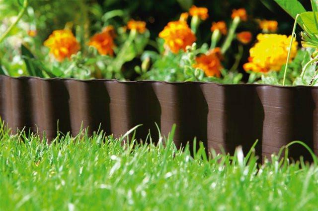 Бордюры огородно-газонные