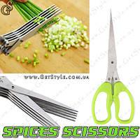 """Кухонные ножницы для зелени - """"Spices Scissors"""""""