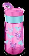 Бутылка спортивная детская Contigo Gracie 0,42 л розовая 1000-0354