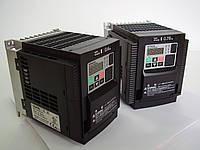 Преобразователь частоты HITACHI WL200-007HF, 0.75кВт, 2.1A, 400В. Вольт-частотный. Mini-USB, PLC.