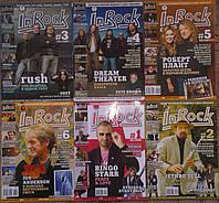 """Журнал о музыке """"In rock"""" подборка (рок, хард, метал, спид, треш)"""