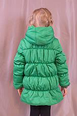 Красива модна якісна дитяча куртка на осінь і весну, фото 2