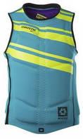 Жилет Mystic 2015 ND Wakeboard Vest Zip Mint, фото 1